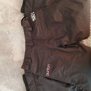 Burton Other - Boys Burton black ski/snow pants